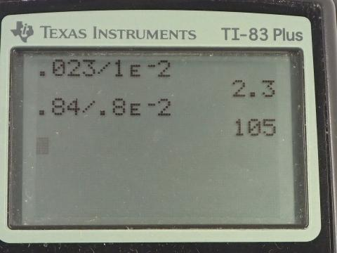 OpenStax College Physics, Chapter 14, Problem 42 (PE) calculator screenshot 1